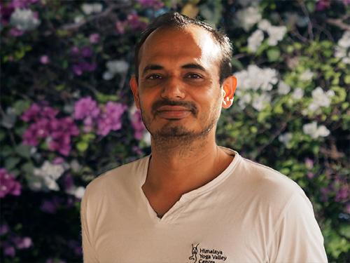 Lalit Kumar - Lead Yoga Teacher