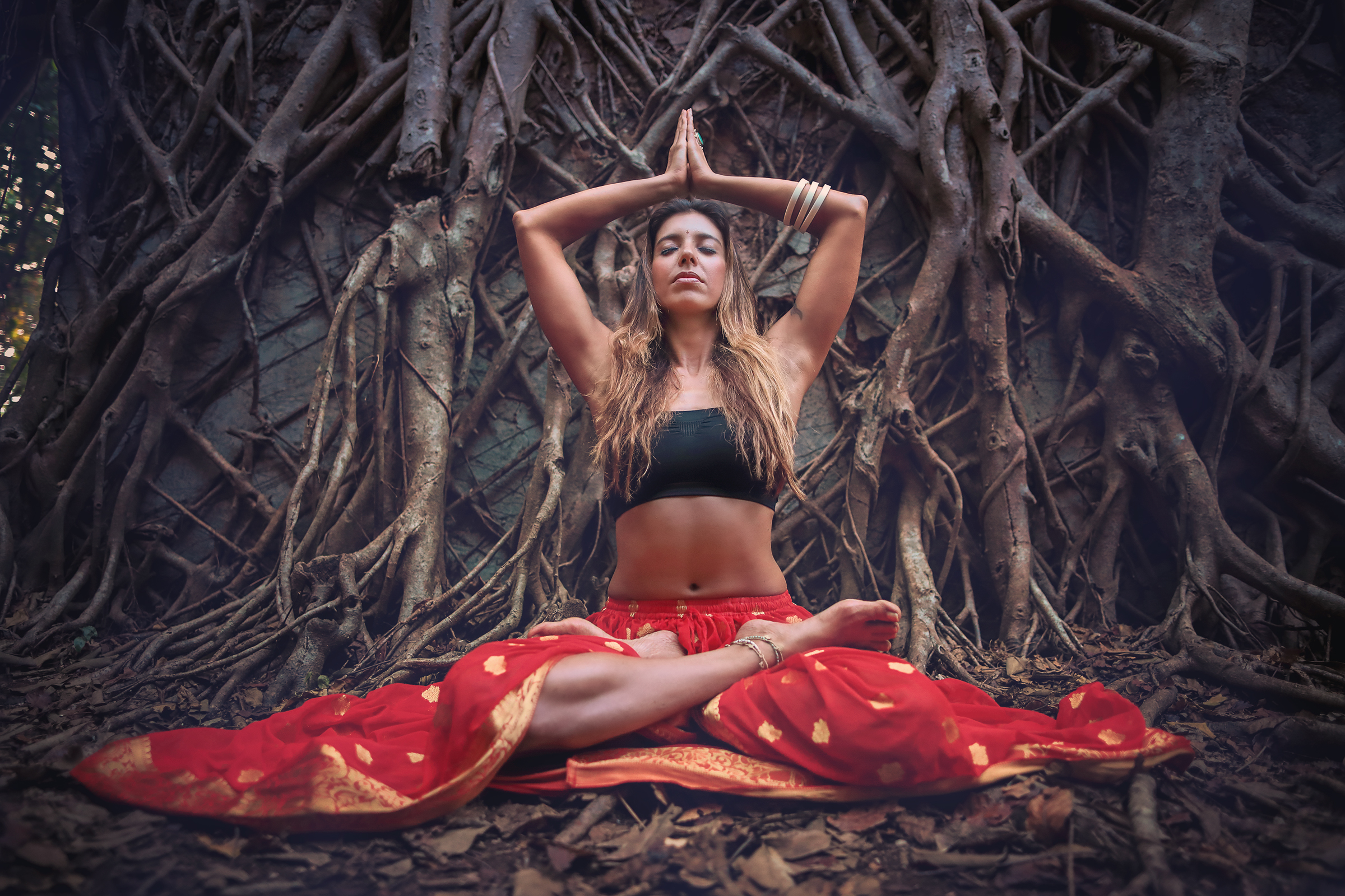 Hip Opening And Dance of Prana -